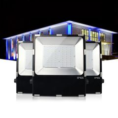 LED Floodlight 100W, RGB + CCT, WI-FI, (AC), GLT07