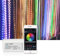 LED Bluetooth strip RGBW controller 4.0