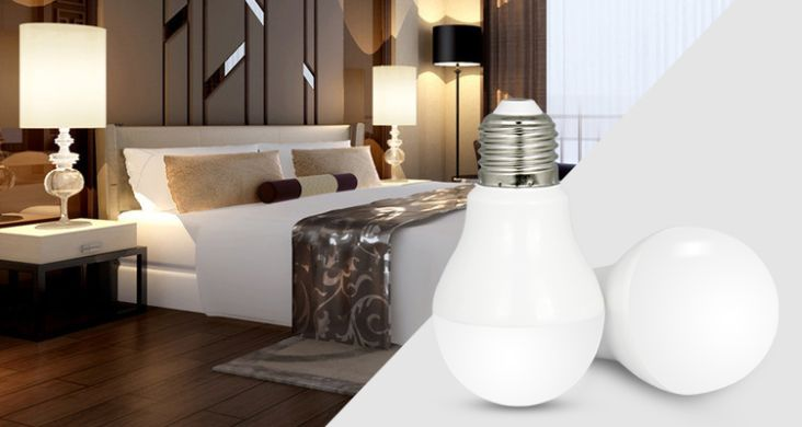 LED bulb MiLight Dual White (double white), 6W, LL017-CWW