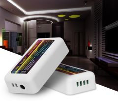 LED strip radio controller, 4 zones, color temperature (2.4GHz)
