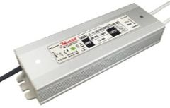 Power supply for led strip Slim, 150 W, 200-240 V, 24 V, IP66